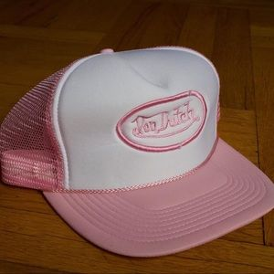 Von Dutch Bootleg Trucker Snapback Hat